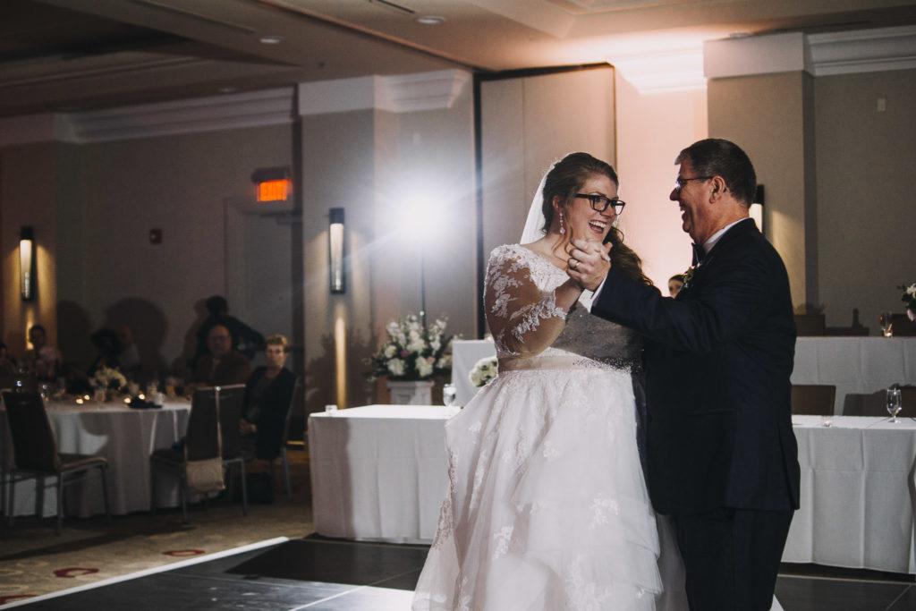 The Baronette Renaissance Hotel Novi MI Wedding