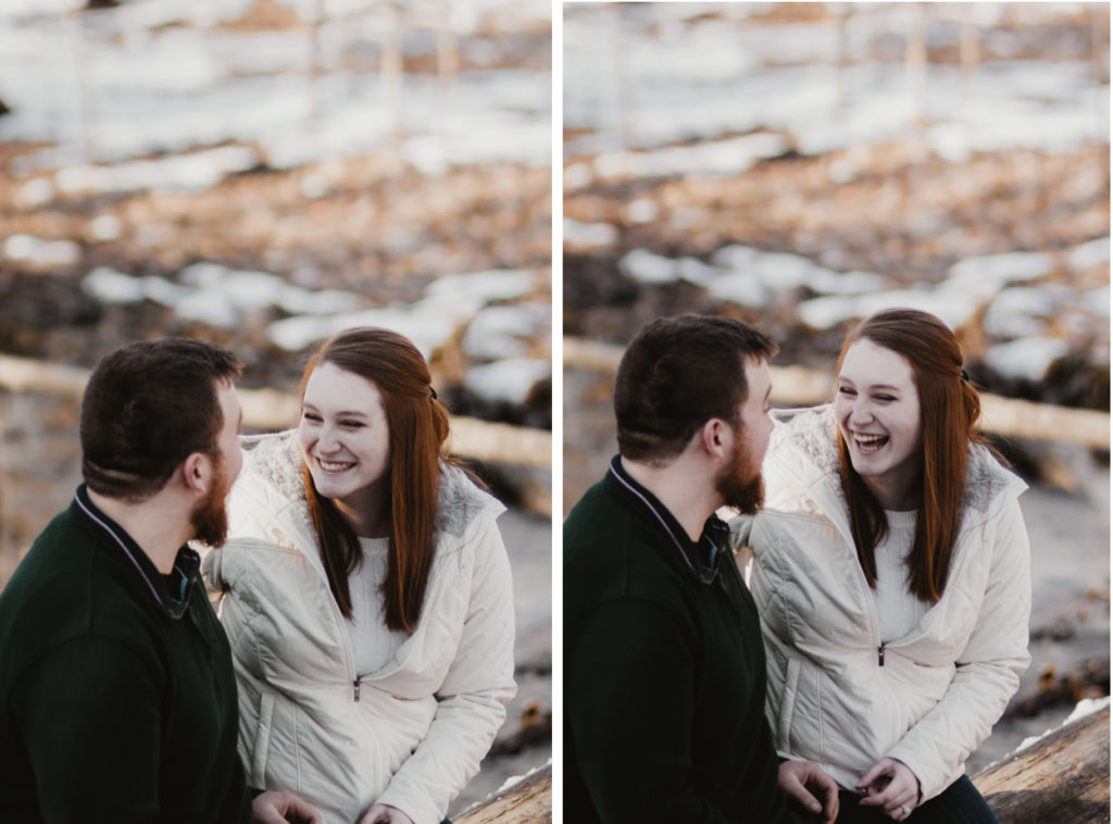 Maybury State Park Engagement Session Northville MI engagement session detroit wedding photographer