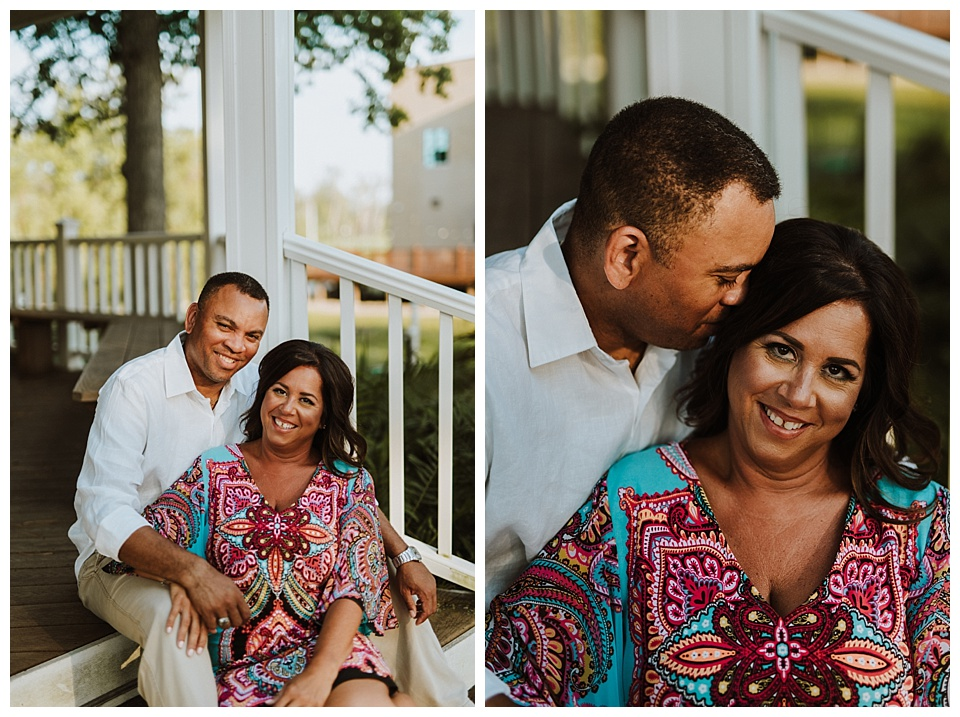 Troy Michigan Engagement Session Dana Steve 1