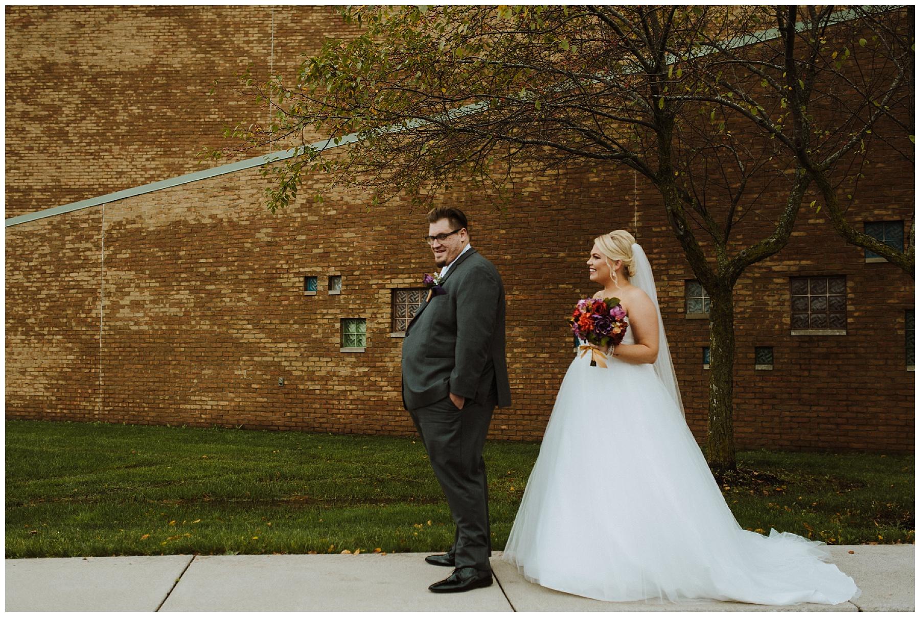 Canton Michigan Wedding