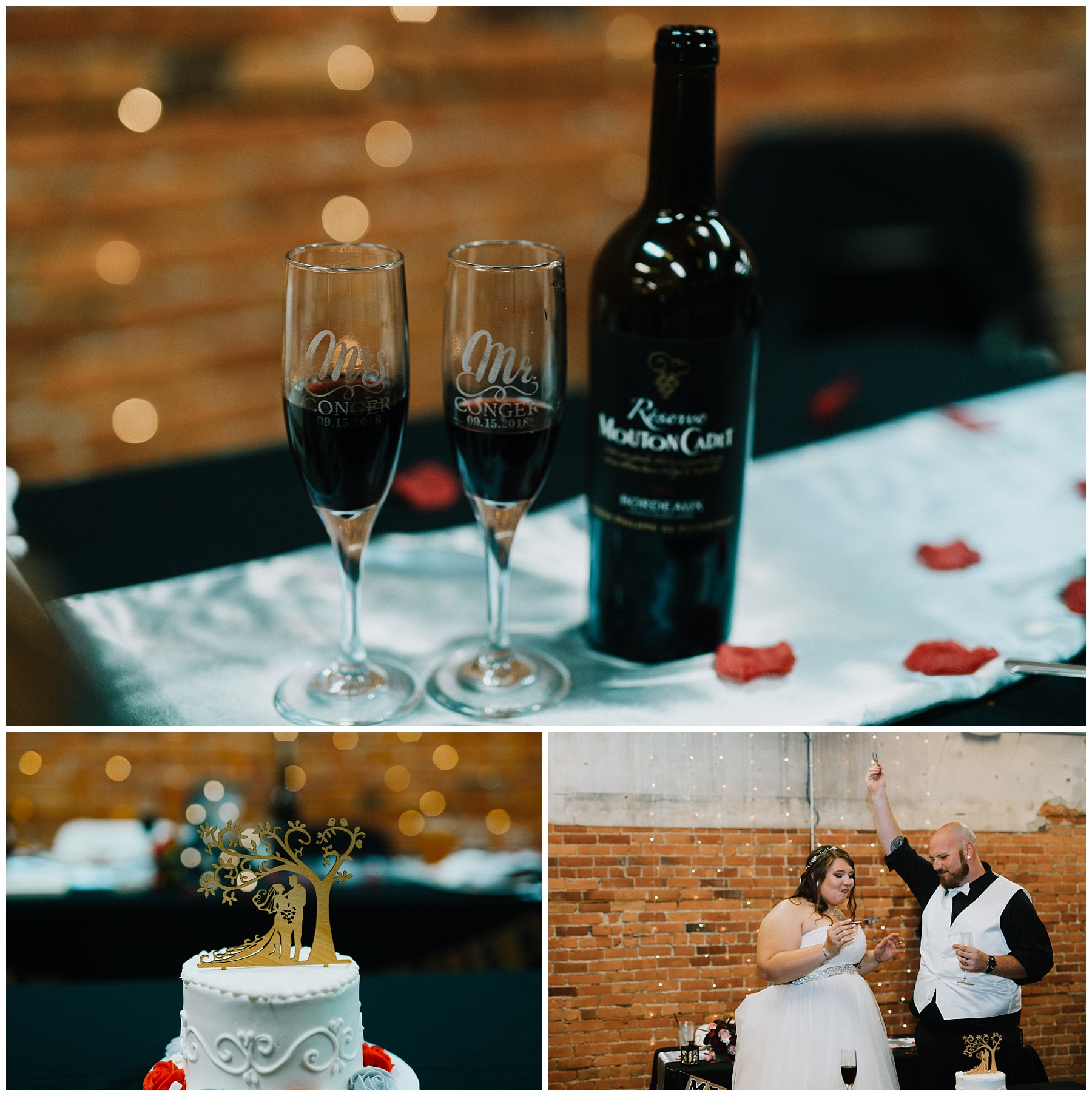 Detroit Beer Company Wedding