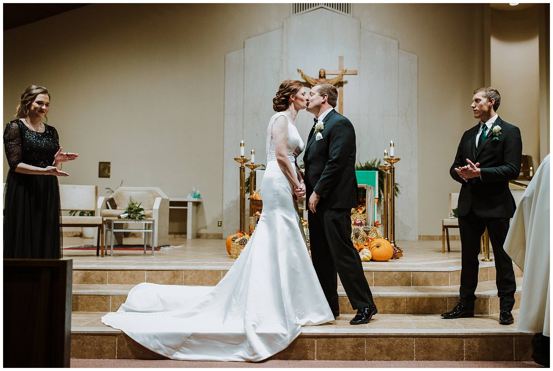 The Meeting House Grand Ballroom Wedding