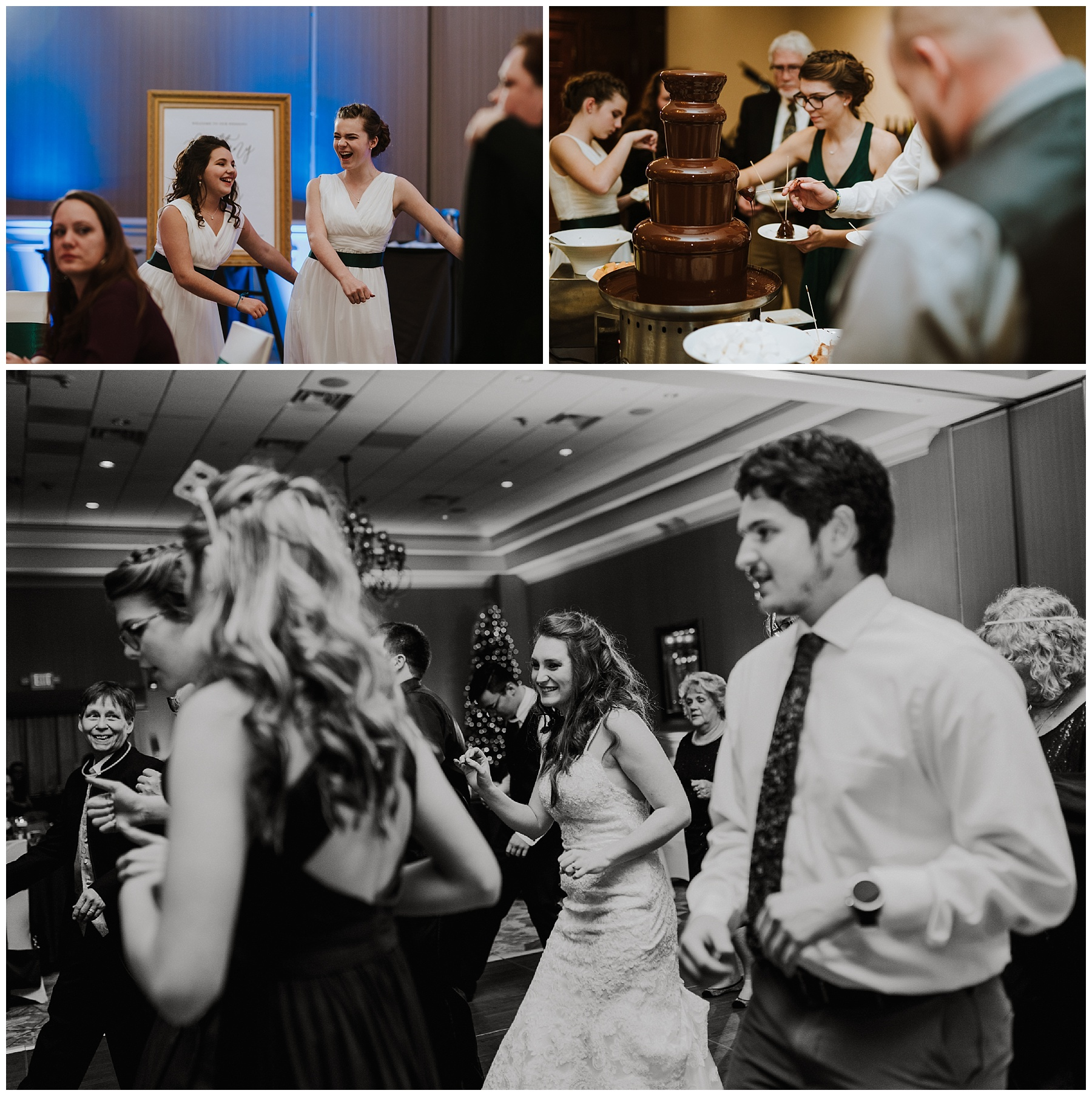 Kensington Hotel Wedding Ann Arbor