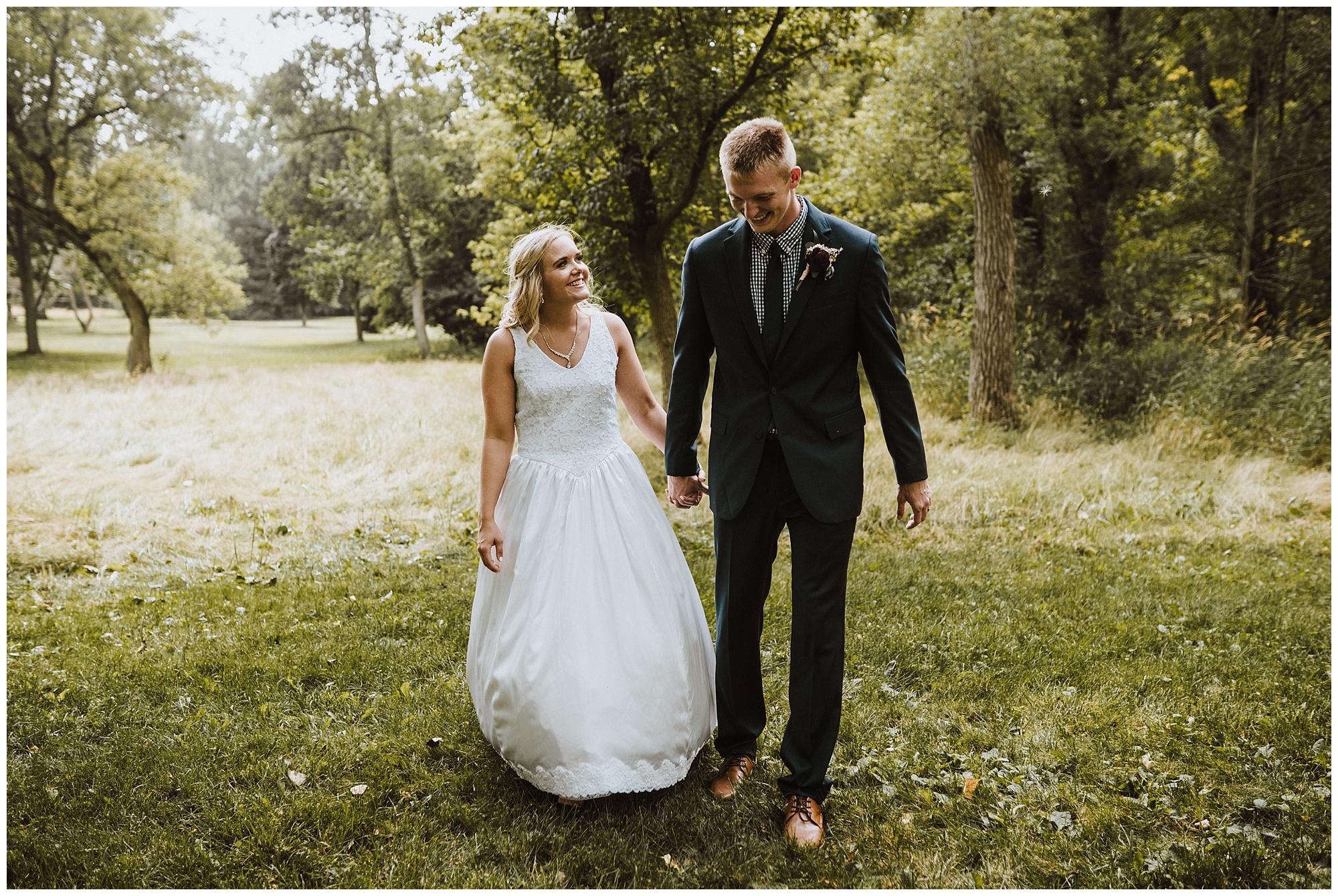 Adrian Michigan Wedding photographer